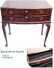 Devonshire Table Cabinet